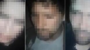 The Taliban in Afghanistan have published a short video showing five people they had arrested for allegedly being adulterers.