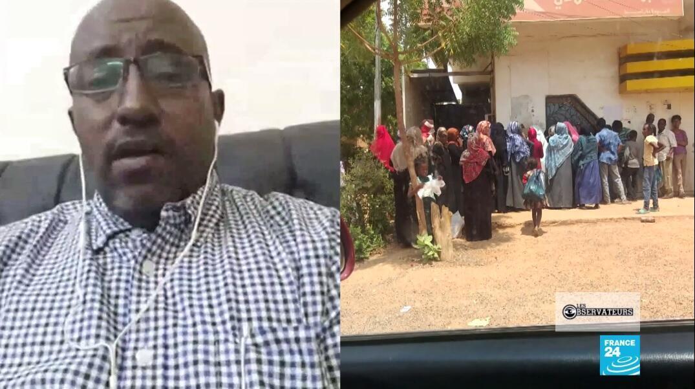 Au Soudan, notre Observateur revient sur la pénurie d'essence et de nourriture due à l'inflation galopante.