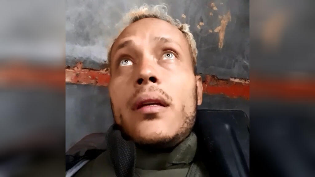 Capture d'écran de l'une des nombreuses vidéos diffusées sur Instagram par l'ex-policier Óscar Pérez le 15 janvier 2018, date à laquelle il a été tué lors d'une opération des forces de sécurité menée contre lui.