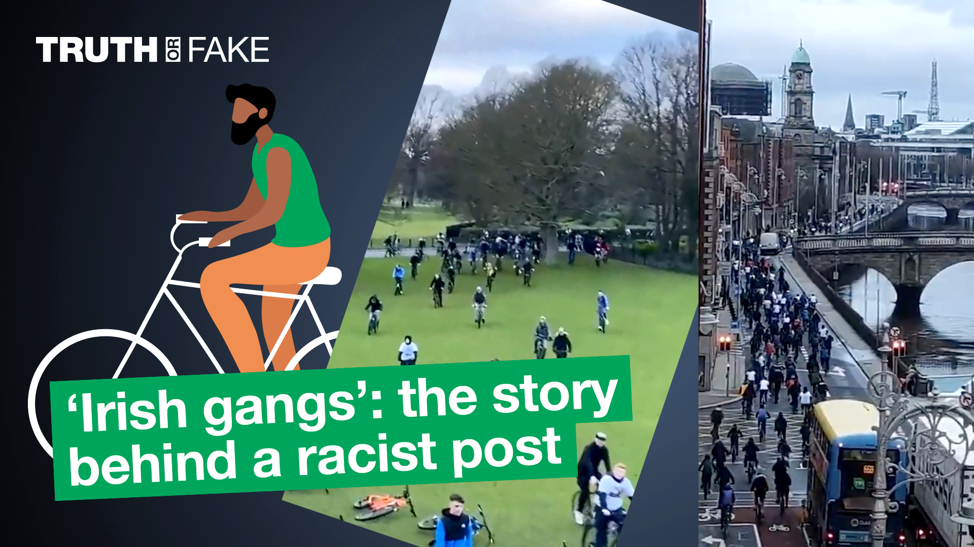 'Irish gangs': the story behind a racist post