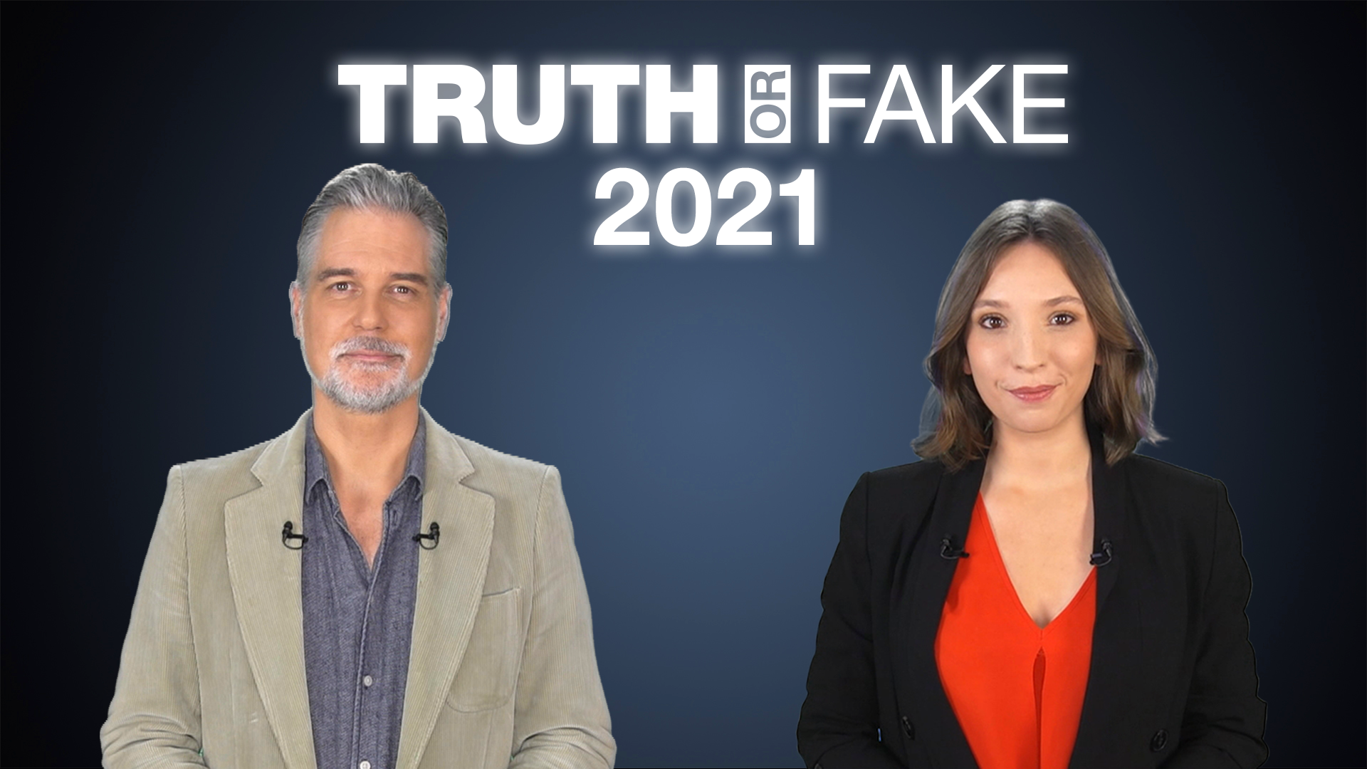In the 2021 edition of Truth or Fake, we answer questions from French high schoolers about fake news online and how to debunk it.