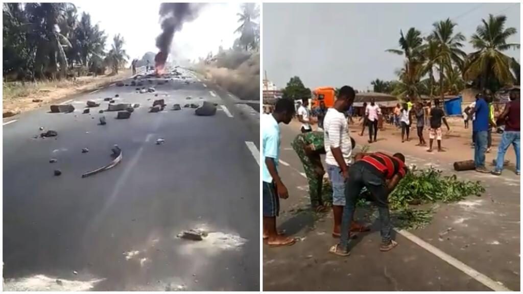 Au moins quatre personnes ont été tuées entre le 8 et le 10 décembre au Togo, en marge de manifestations de l'opposition pour dénoncer la tenue de l'élection législative prévue le 20 décembre prochain.