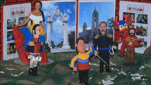 Photo publiée sur le site Venezuelatina.com