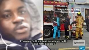 Ce jeune homme sénégalais est devenu très populaire en décembre dernier après avoir sauvé un homme handicapé. Il nous explique ce qu'il s'est passé depuis.