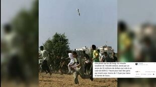 A misleading photo from 2007 was used to illustrate the Gaza attacks earlier in May.