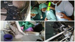 Sur Twitter, les médecins kényans dévoilent leurs conditions de travail.