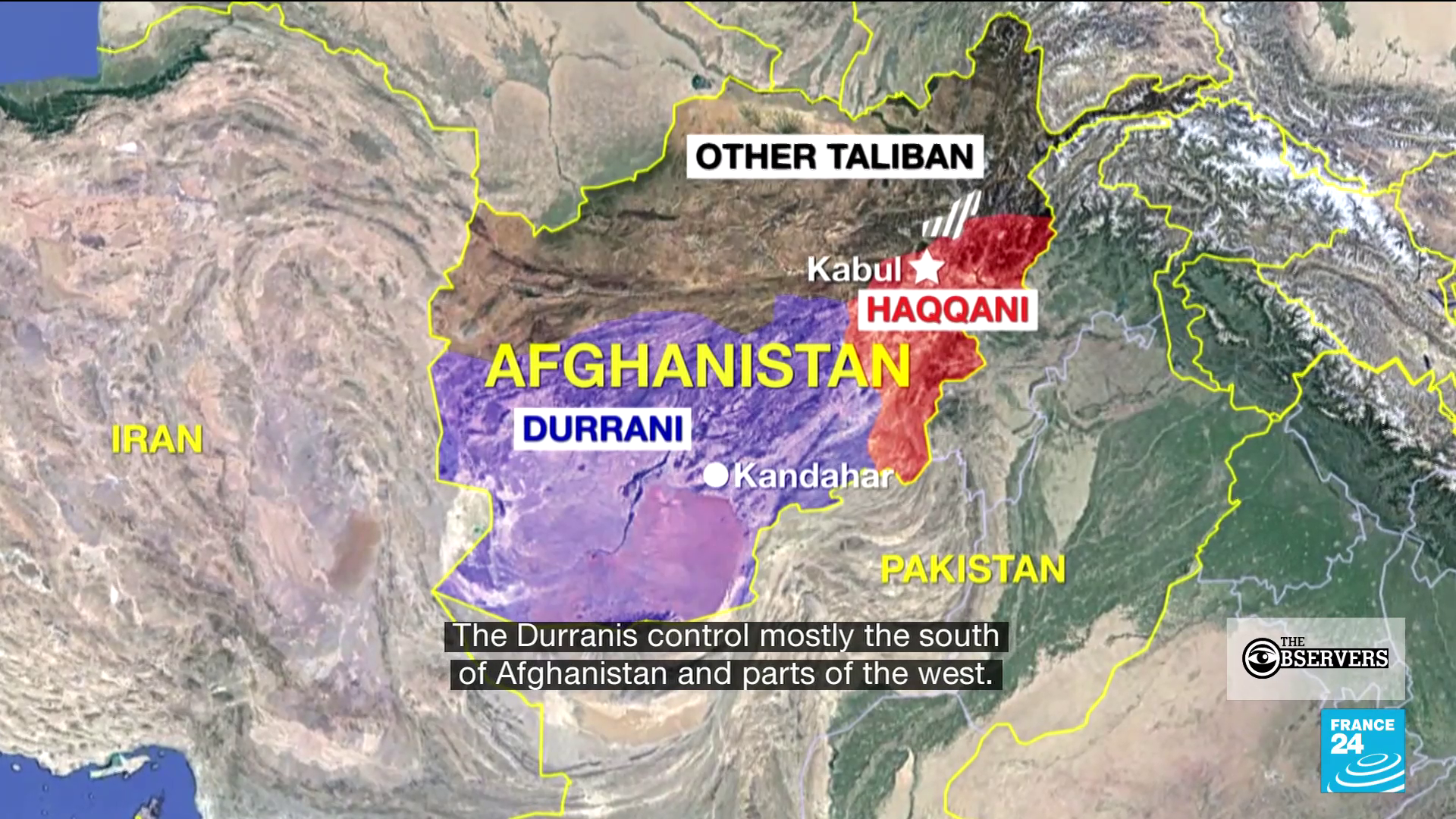 Why the rivalry within the Taliban could lead to a new war in Afghanistan.