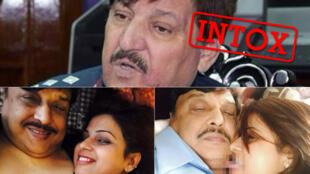 تصاویر غیرواقعی که برای انتقاد از مقامات هندی و افغانستانی به کار گرفته شدهاند