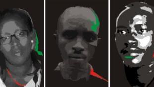 """Le site Internet """"Enfants du Pays"""" met en lumière l'histoire des victimes de la crise burundaise, à l'image de Charlotte, Epimaque et Theogène."""
