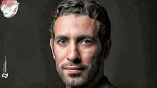 This picture has been widely shared on social media to support former footballer Mohamed Aboutrika (Facebook).