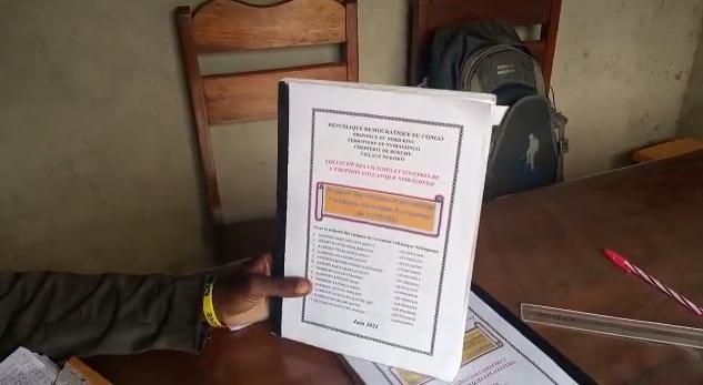 Les sinistrés ont été recensés par le chef du campement de déplacés de Kayembe.