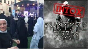 Une vidéo montrant des religieuses danser sur la musique du groupe de black metal et de techno Phuture Doom a été partagée des millions de fois sur Facebook. Sauf que la musique originale provient d'un groupe chrétien pour les enfants, Male TGD.
