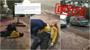 ویدئویی که با توضیحی اشتباه در شبکه های اجتماعی دست به دست شده است.