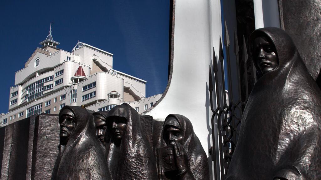 Le mémorial national de l'intervention soviétique en Afghanistan. Toutes les photos ont été prises à Minsk par Joseph Preston.