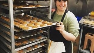 """Collette Divitto started a cookie-making business in 2011. This photo was posted on the """"Collettey's Cookies"""" page."""