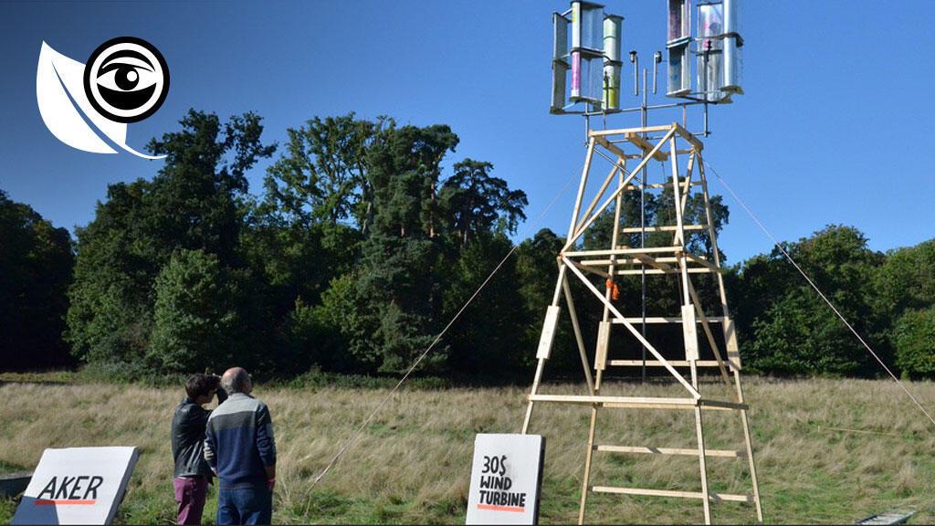 Une éolienne à 30 euros, que vous pouvez fabriquer vous même ? Un Néo-zélandais l'a fait !