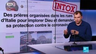 Pierre Hamdi, journaliste de la rédaction des Observateurs, revient sur quatre cas de désinformation ayant circulé en Europe ces dernières semaines.