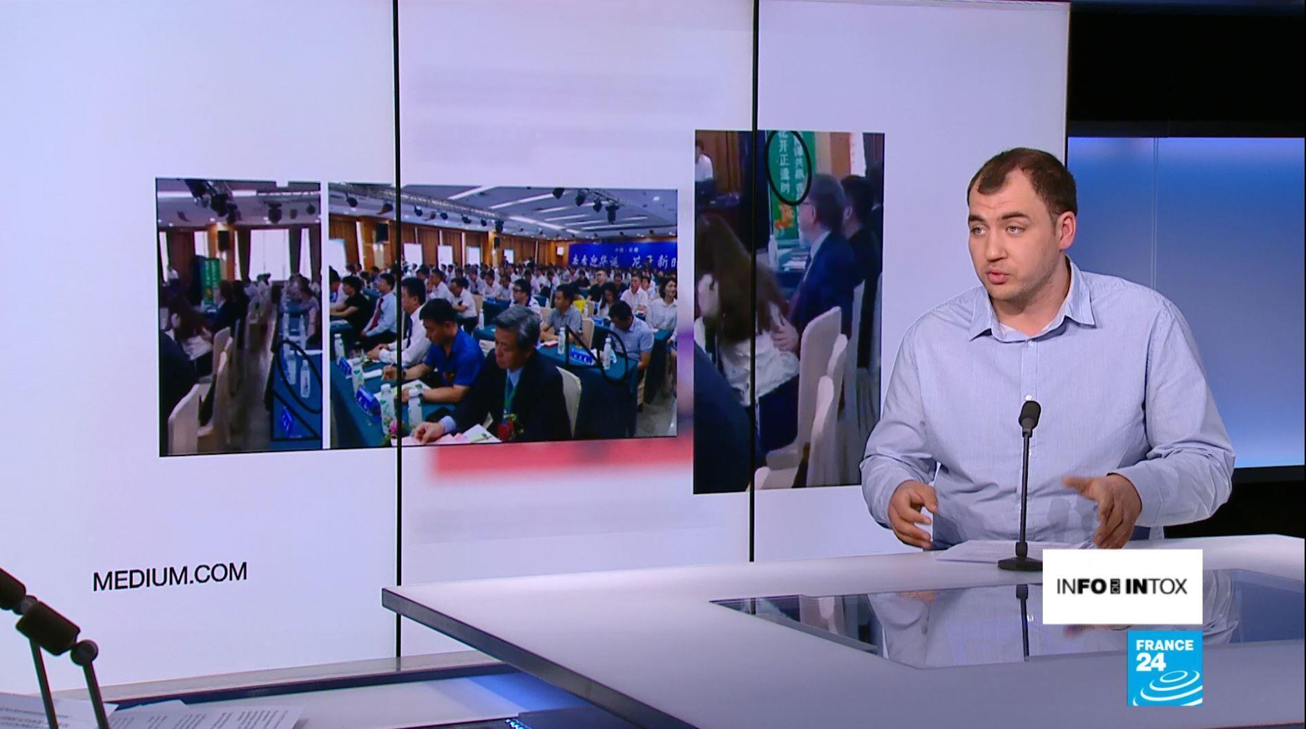 Pierre Hamdi, journaliste de la rédaction des Observateurs, décrypte plusieurs exemples d'intox qui ont pu alimenter des théories du complot.