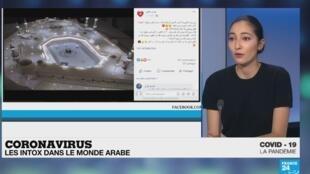 Fatma Ben Hamad, journaliste aux Observateurs France 24, décrypte trois intox qui ont circulé dans le Monde Arabe depuis le début du mois.