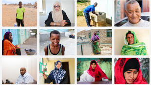 """Three young photographers decided to tell the human stories of Somalis with the project """"Somali Faces"""". (www.somalifaces.org/archive)"""