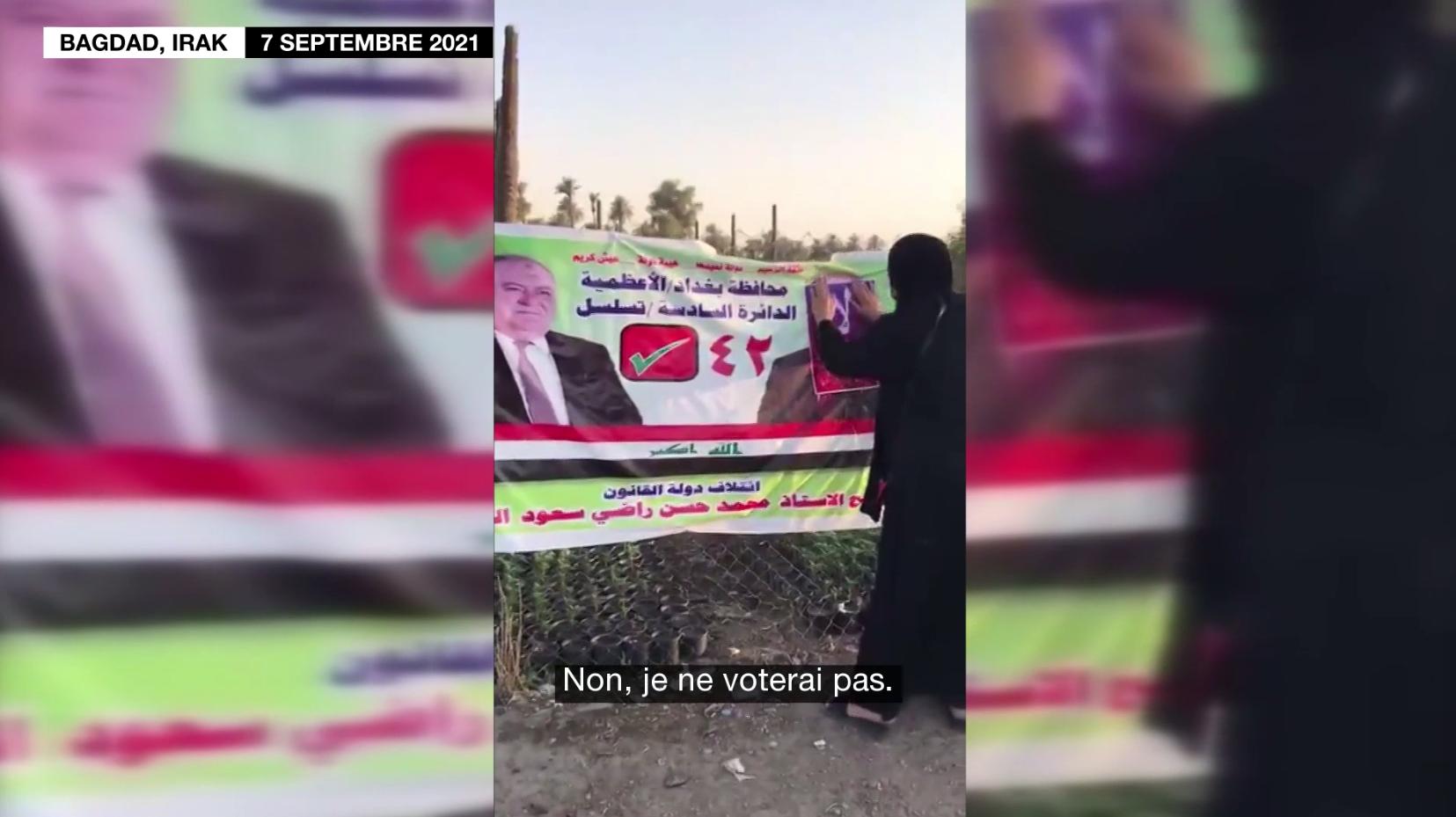 irak boycott elelction