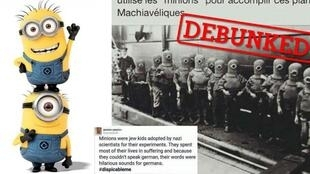 Were the Minions inspired by the Nazis as many social media posts claim? Or is it too crazy to be true? Indeed – it is a hoax.