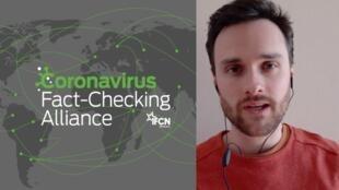 L'IFCN a lancé un site internet répertoriant plus de 1500 articles de vérification autour du Covid-19. Alexandre Capron de la rédaction des Observateurs explique comment ça marche.