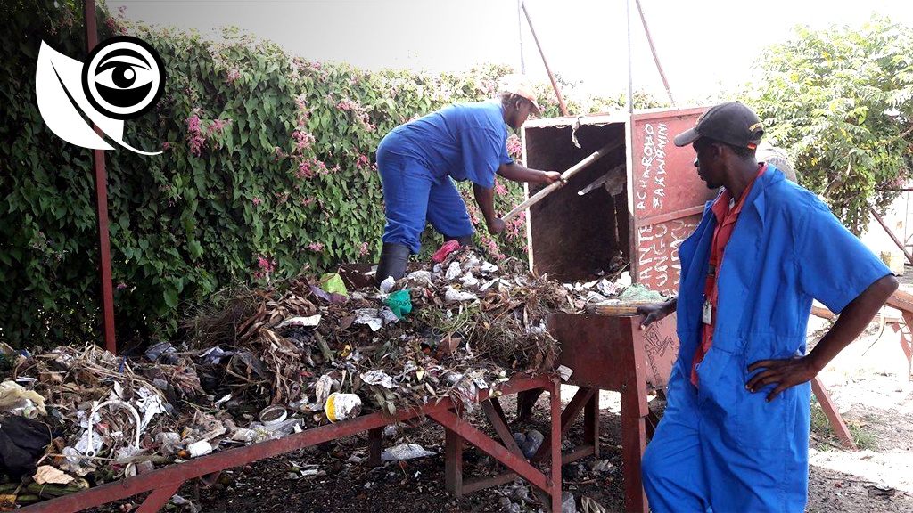 Une vingtaine de Burundais ont misé sur le recyclage des déchets pour profiter à leur quartier, et ce, malgré la crise.