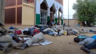 Enfants des rues à N'Djamena