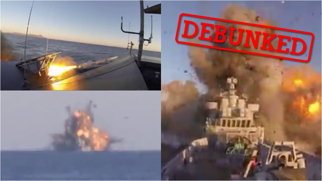 A video that circulated widely on social media after a friendly fire incident by the Iranian navy May 10, 2020 in fact shows a naval exercise in Norway in 2013.