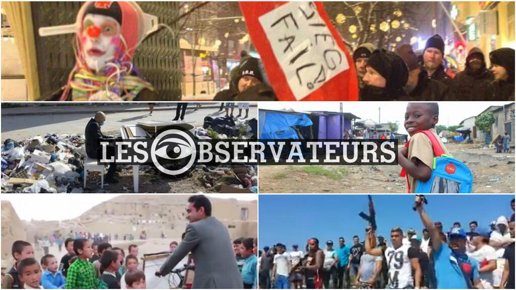 Voici les dix sujets qui ont marqué la rédaction des Observateur de France 24 en 2016 !