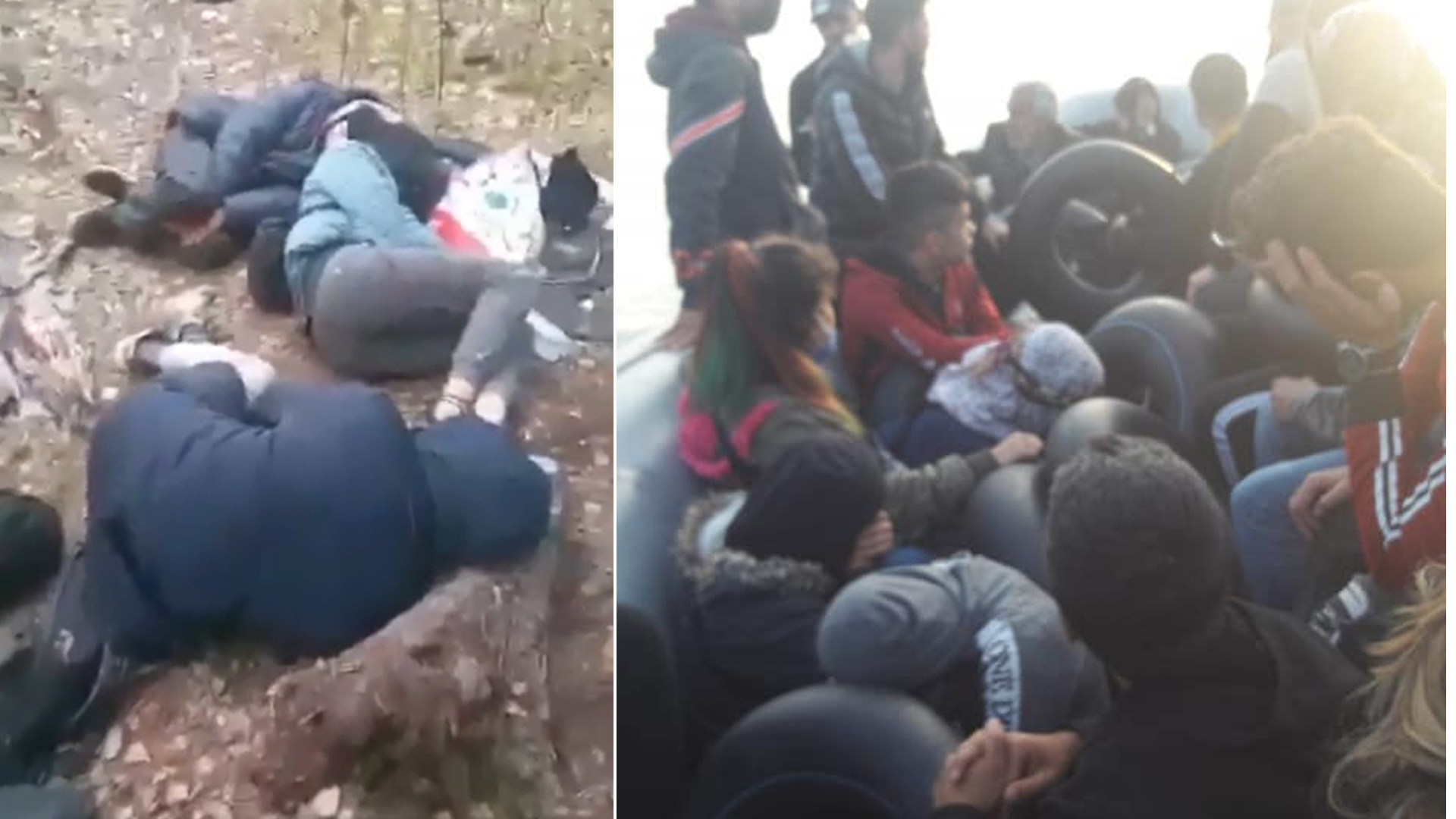 teaser migrants