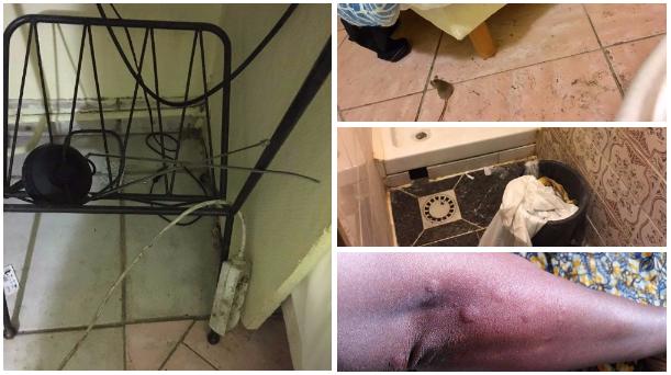 Punaises de lit, souris, branchements approximatifs, douches sales dans les hôtels des mineurs isolés étrangers à Paris.