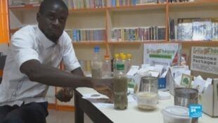 Daniel Oulaï, un agronome ivoirien, a créé une bibliothèque des semences ivoiriennes pour proposer une alternative aux OGM.