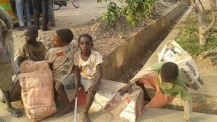 کودکان کار بروندی