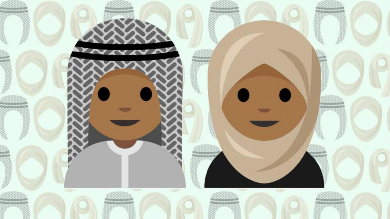 De nouveaux emojis avec hijab et foulard ont été proposés au Consortium Unicode. APHELANDRA MESSER.