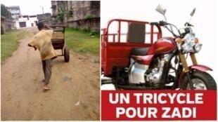 Pour aider un jeune homme hémiplégique, Rita Dro, blogueuse ivoirienne, a lancé une campagne sur internet. Une façon de sensibiliser à la question du handicap en Côte d'Ivoire