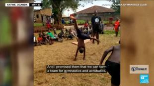 uganda kataka gymnastics club
