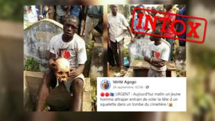 Des internautes ont prétendu que ces photos avaient été prises en République démocratique du Congo. Le point sur ces images.