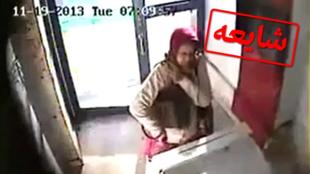 ویدئویی که به دروغ به عنوان زورگیریای که در ایران رخ داده منتشر شده است.