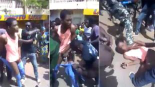 Une vidéo d'un jeune homme tabassé et déshabillé parce qu'il était maquillé a circulé sur les réseaux sociaux maliens. Nous avons enquêté sur les faits avec nos Observateurs.