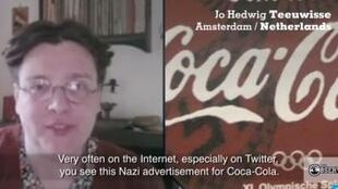Coca-Cola ads aimed at Nazis? Not so fast...