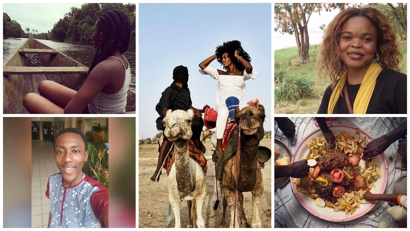 """Sur Instagram, Snapchat et les réseaux sociaux, le site """"Visiter l'Afrique"""" continue de grandir et se veut comme une alternative au tourisme classique en Afrique."""