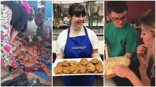 En Guinée, aux États-Unis ou en Argentine, ces trois projets impliquent des personnes handicapées pour leur proposer un emploi stable.